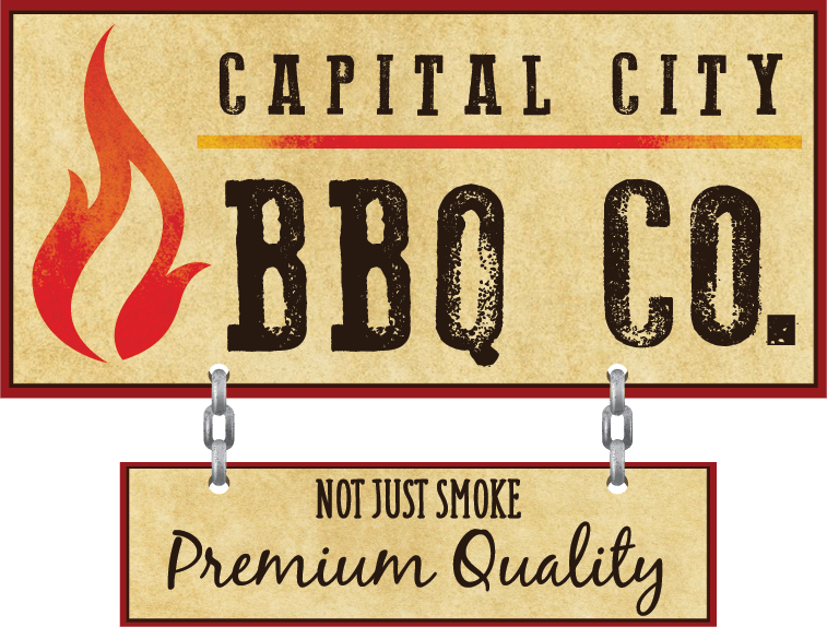 Not Just Smoke - Premium Quality Used By Capital City BBQ. Co. in The Capital